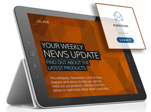 news and sign ups from trade portal Web | Orderwise
