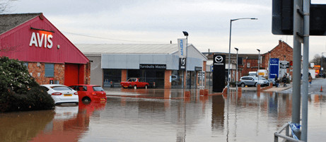 Business Risk and Flooding