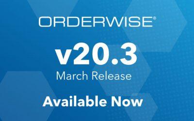 OrderWise 20.3