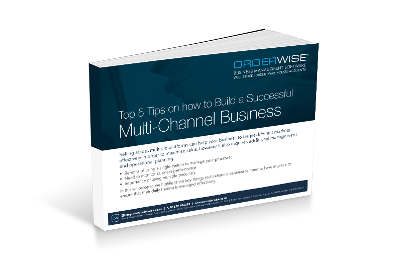 Multi channel Business | Orderwise