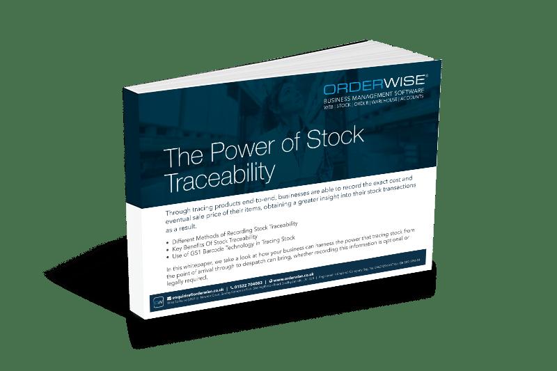 Stock Traceability | Orderwise