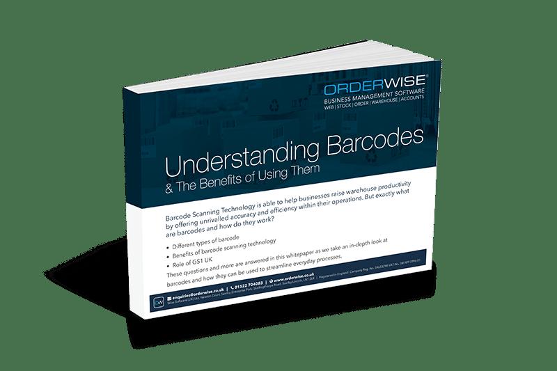 Barcodes Whitepaper Website | Orderwise