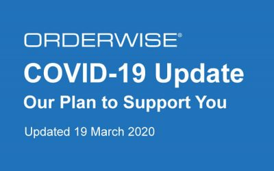 OrderWise Customers COVID-19