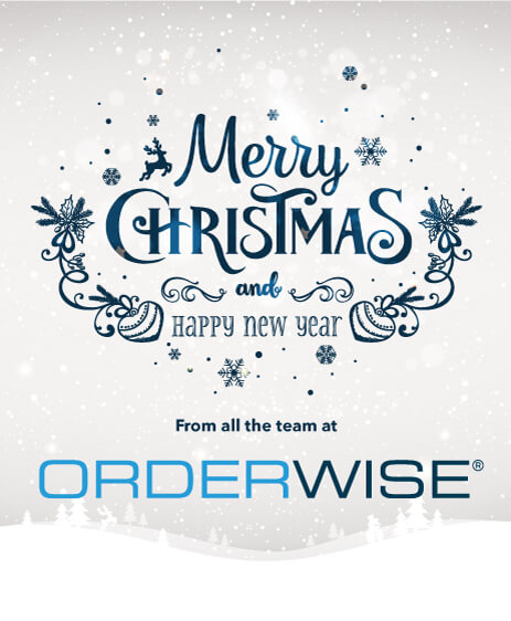 OrderWise Christmas Message