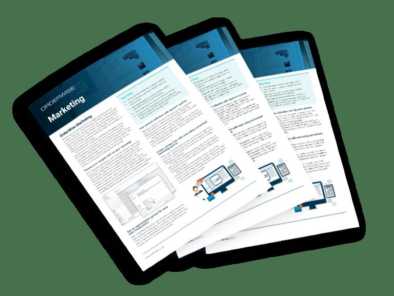 OrderWise Marketing Brochure