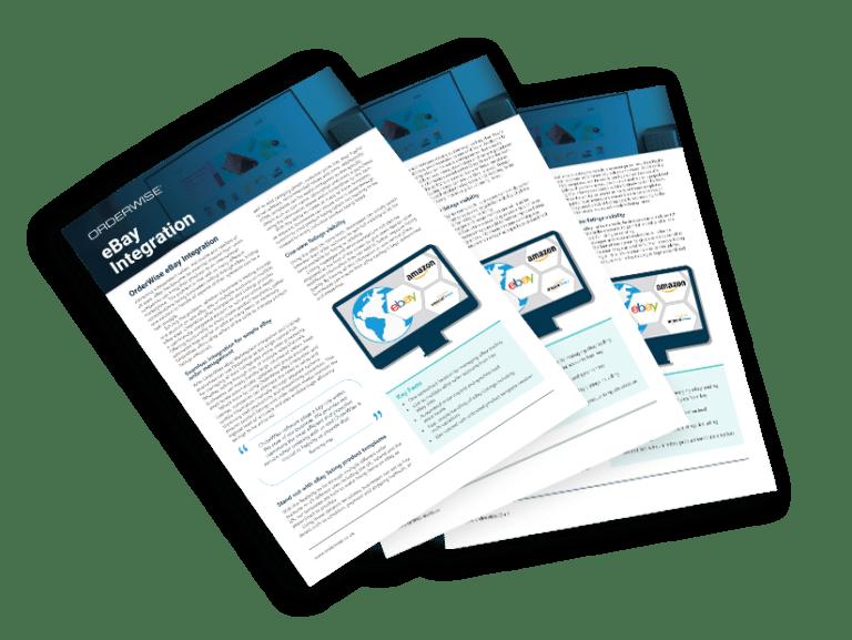 OrderWise eBay Integration Brochure