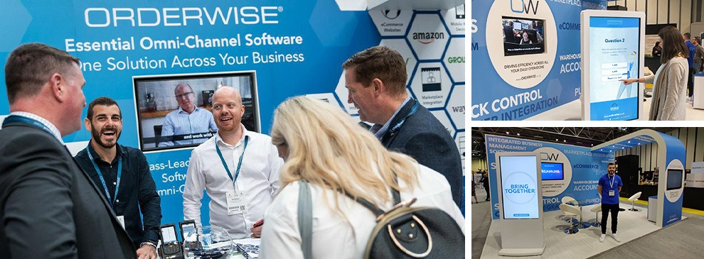 orderwise trade show banner