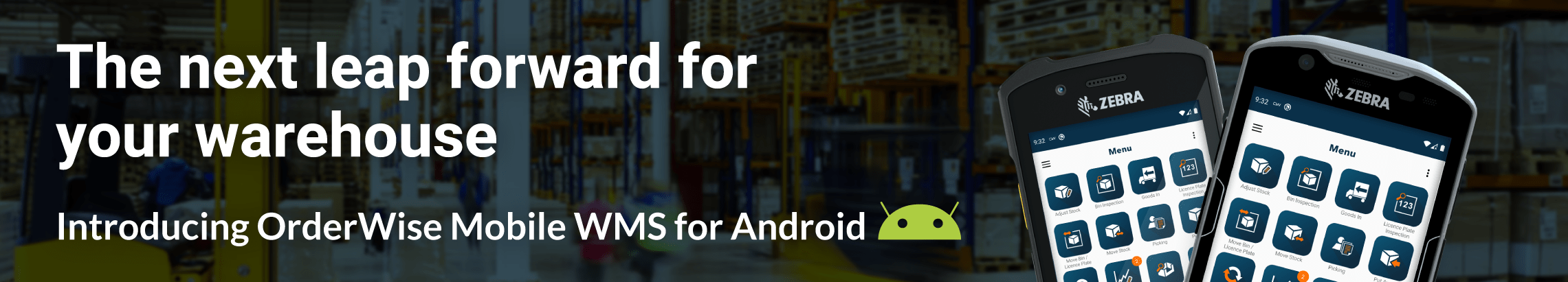 Android HHT | Orderwise