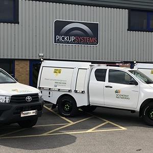 Pickup Systems Ltd