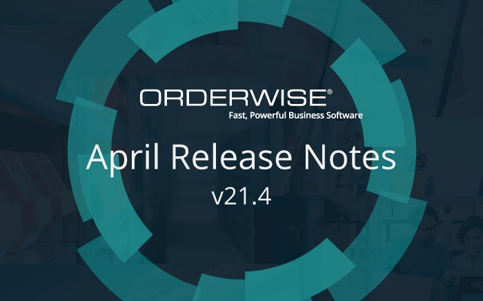 Release Featured Image | Orderwise